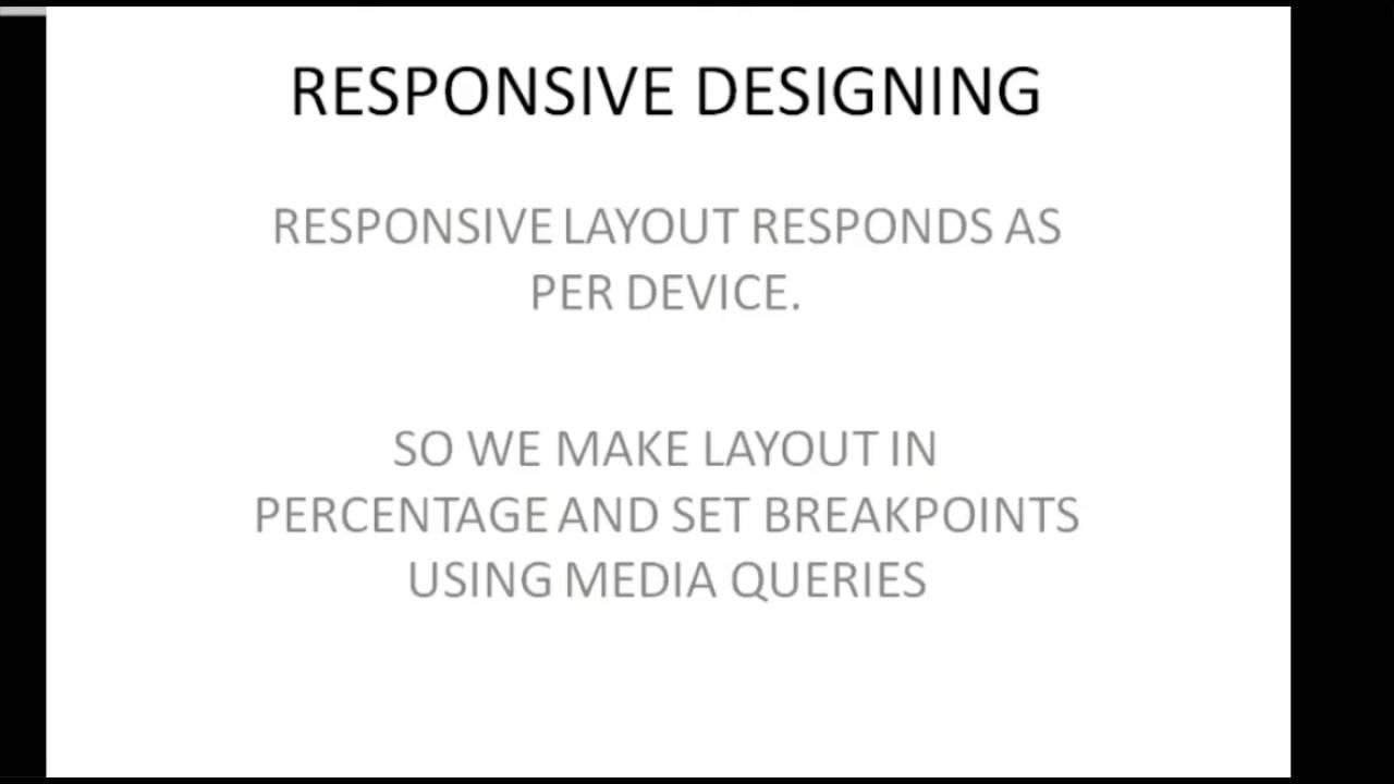 Responsive Website Design Tips and Tricks