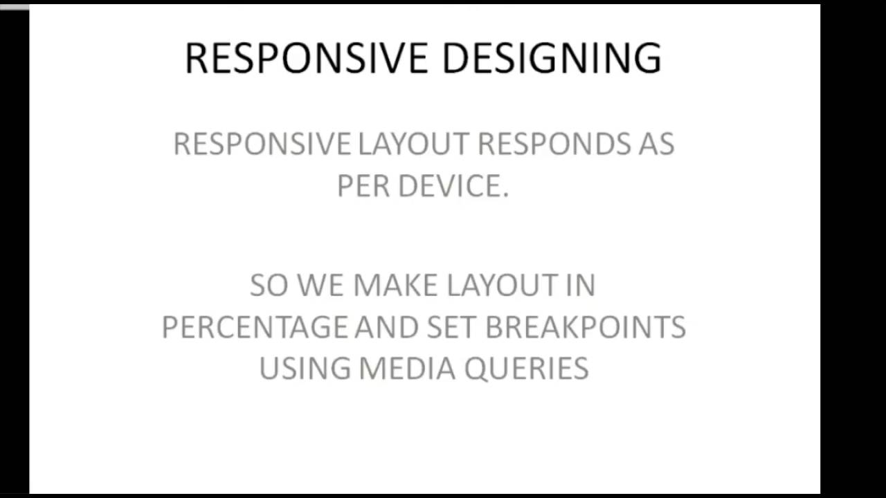 Responsive Website Design Tips and Tricks